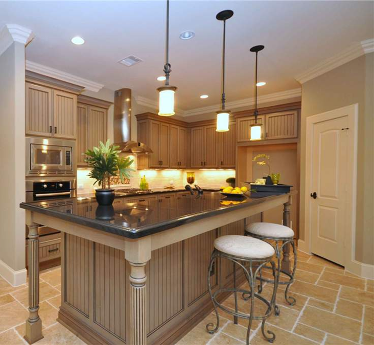 Custom Kitchens - Tricon Homes